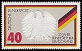 DBP 1974 807 25 Jahre Bundesrepublik Deutschland.jpg