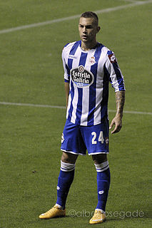Luis Fariña Argentine footballer