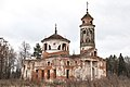 DP2M4206 The Ruins of the Church of the Sign in Teploe (Церковь Знаменская в Теплом). 1797. Northwest view. (24024014581).jpg