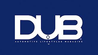 Dub (magazine) - Image: DUB Magazine Logo