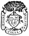 D Appleton and Company logo, circa 1897.png