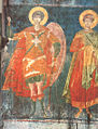 Damian. St. George and St. Dimitri.jpg