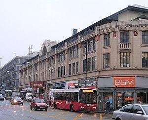 Dancehouse - The Dancehouse Theatre, Manchester