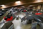 Danmarks Flymuseum, Stauning - Large Collection, F-16, Sea King (27243343323).jpg