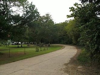 Arkansas Highway 22 - Image: Dardanelle, AR Old Arkansas Highway 22 Dardanelle Segment