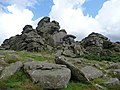 Dartmoor National Park , Hound Tor - geograph.org.uk - 1416022.jpg