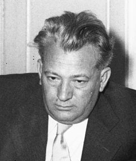 József Darvas Hungarian writer and politician