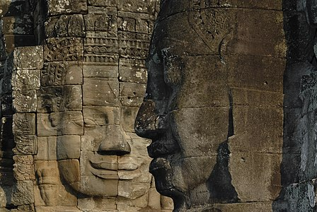 The Smile of Angkor