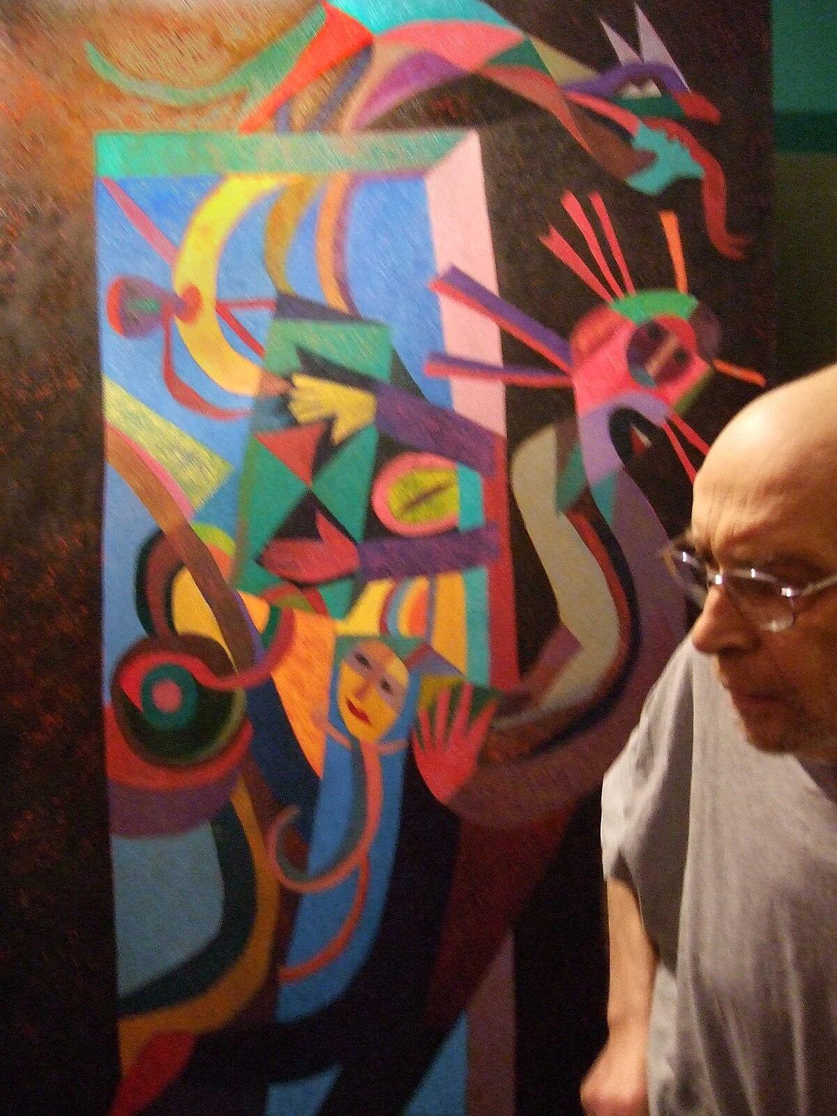 Dave Pearson (painter) - Wikipedia