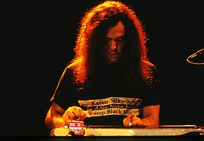 David Lindley (musician) - Lindley with Ry Cooder, Brisbane, 1980