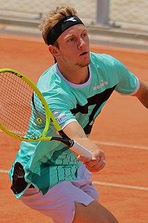 Alejandro Davidovich Fokina Spanish tennis player