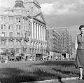 Deák Ferenc tér, szemben az Anker ház. Fortepan 7625.jpg