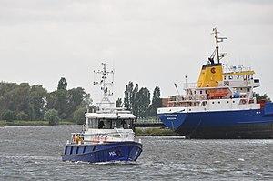 De P93 in haven van Hardinxveld (01).JPG