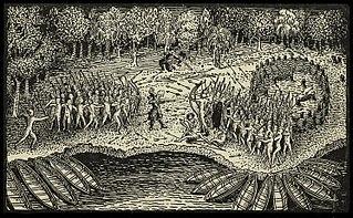 Iroquois War (1609) War