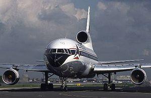 A Delta Air Lines L-1011