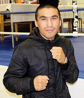 Denis Shafikov Russian boxer