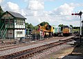 Dereham station yard looking south - geograph.org.uk - 881737.jpg