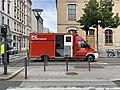 Des pompiers, avenue Berthelot (Lyon), en marge d'une manifestation de gilets jaunes (6).jpg