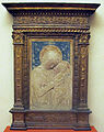 Desiderio da settignano (bottega), madonna del tipo di torino, 64,5x39 cm 01.JPG