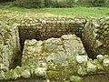 Detail from roman fort of Vindolanda 07.jpg