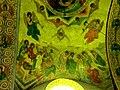 Detaliu de pictura murala, biserica din Racovita, Sibiu(1).jpg