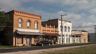 Devine, Texas - Downtown Devine, Texas