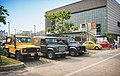 Dhaka Motor Show 18 Defenders and beetles. (27162075228).jpg