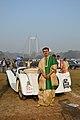 Dibyendu Ghosh With 1934 Alvis - 20 hp - 6 cyl - WBD 263 - Kolkata 2018-01-28 0607.jpg