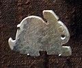 Dinastia shang, coniglio in giada, XIII-XI secolo ac ca.jpg