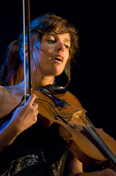 Dionysos live at Aux Zarbs festival 2008 (Auxerre, France).