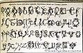 Diplomatique initiales serpentines alphabet saxon 18534.jpg