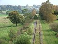 Disused Railway Line to Leekbrook, Staffordshire - geograph.org.uk - 590235.jpg