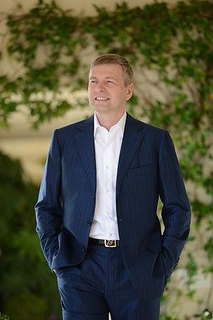Dmitry Rybolovlev - Dmitry Rybolovlev, 2012