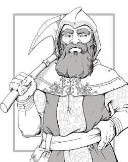 Dwarf (<i>Dungeons & Dragons</i>) people from Dungeons & Dragons