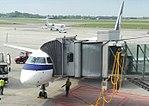 Docked airplane EMB-195.jpg