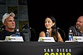 Dominic Purcell and Tala Ashe, Legends of Tomorrow panel at SDCC (2).jpg
