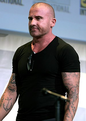 Dominic Purcell - Purcell in 2016