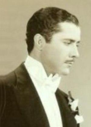 Don Alvarado - in I Live For Love (1935)
