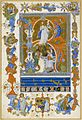 Don Silvestro dei Gherarducci - Gradual 2 for San Michele a Murano - The Resurrection in an Initial R (Musée Condé, Chantilly, France) a.jpg