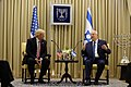 Donald Trump with Reuven Rivlin in Israel 2017 (1).jpg