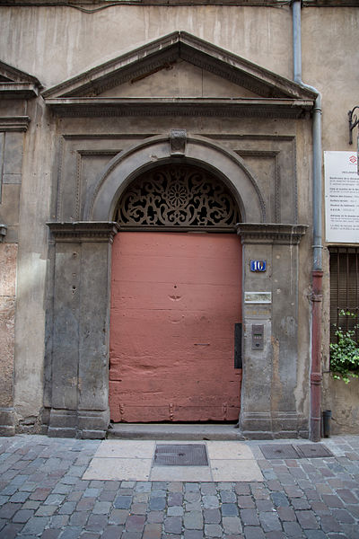 Doors of Lyon, France 18.jpg