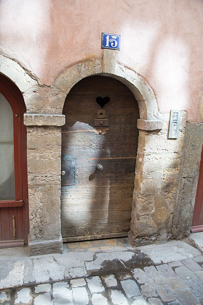 Doors of Lyon, France 32.jpg