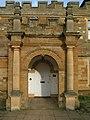 Doorway, Delapre Abbey - geograph.org.uk - 130532.jpg