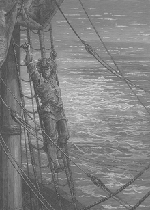 the rime of the ancient mariner theme