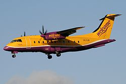 Dornier 328-100 der Welcome Air