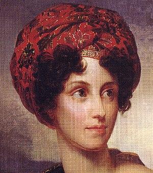 Princess Dorothea of Courland - Image: Dorothea von Biron aka Dorothée de Courlande