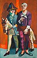 Double-Portrait Max Beckmann and Quappi, Carnival .jpg