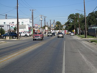 Lytle, Texas - Image: Downtown Lytle, TX IMG 0731
