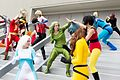Dragon Con 2013 - JLA vs Avengers Shoot (9676970912).jpg