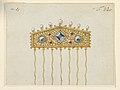 Drawing, Design for a Comb, 1810 (CH 18549905).jpg